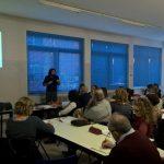 Stefano Rossi spiega apprendimento cooperativo